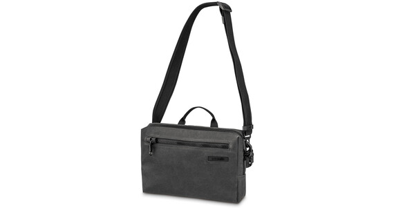 Pacsafe Intasafe Z100 Cross Body Pack Charcoal